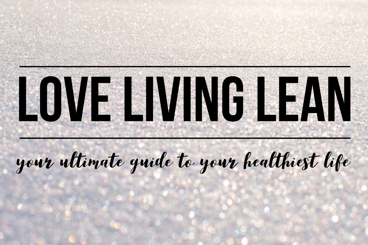 12 week 'LOVE LIVING LEAN' program – FAQs
